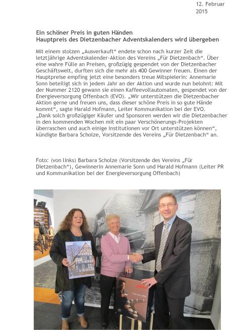 Atemberaubend Getränke Herbert Dietzenbach Fotos - Innenarchitektur ...